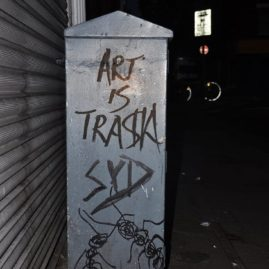 SYD and ART IS TRASH