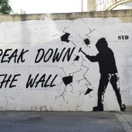 Break down the wall Cyprus