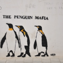 The Penguin Mafia